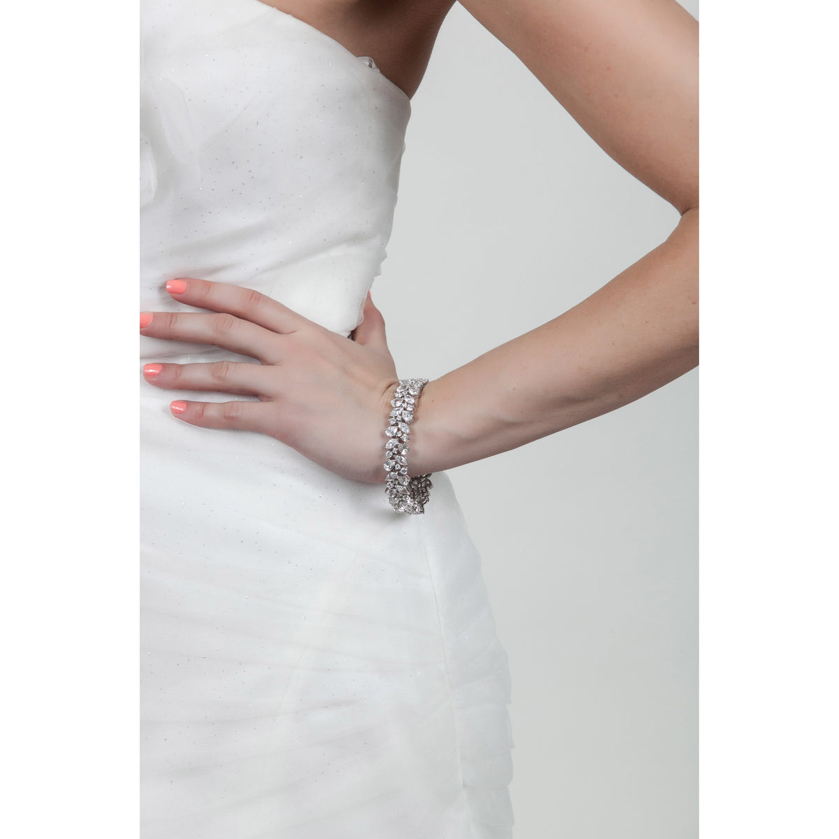 Rent Bridal Jewelry - Boucheron Bracelet - Happily Ever Borrowed