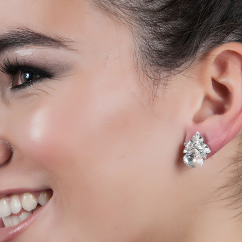Martine Earrings earrings Justine M. Couture  - Happily Ever Borrowed