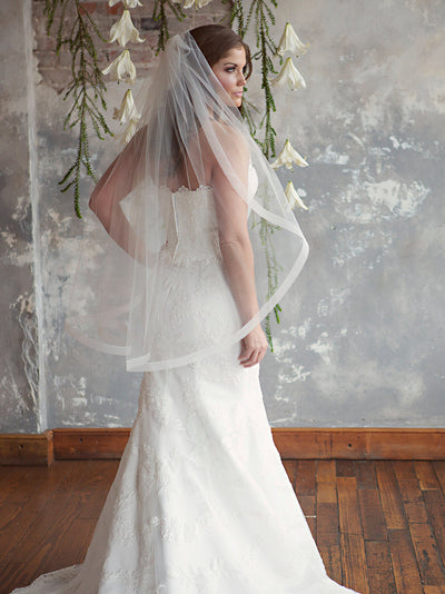 Rent a Wedding Veil-Marichelle Veil-Happily Ever Borrowed