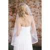 Kat Veil-veils-Sara Gabriel-Diamond White-4 Day Rental-Happily Ever Borrowed