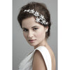 Lily Crystal Band-headbands-Elizabeth Bower-Ivory-4 Day Rental-Happily Ever Borrowed