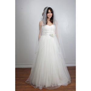 "Love Spell 45""-Veils-Justine M. Couture-Happily Ever Borrowed"