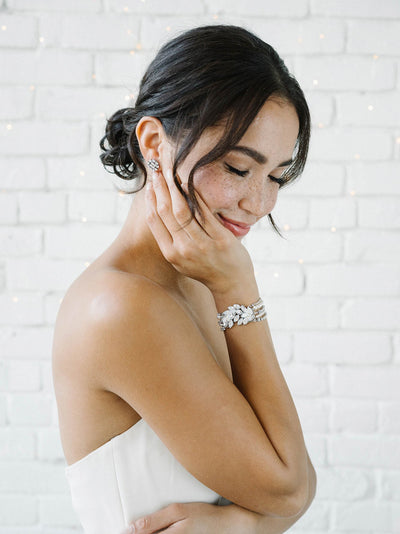 Rent Bridal Jewelry-Meyer Bracelet-Sara Gabriel-Happily Ever Borrowed