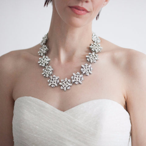 Sophie Petite-Necklaces-enchanted atelier-Ivory-4 Day Rental-Happily Ever Borrowed