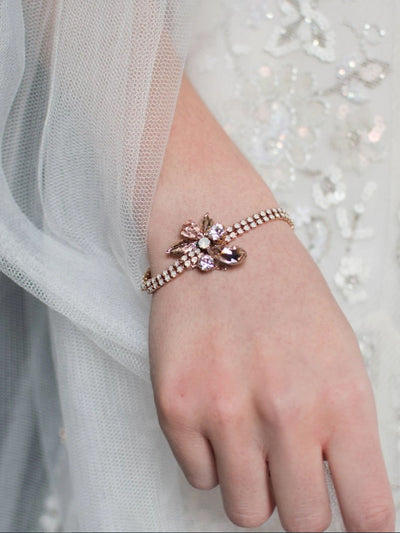 Rent Bridal Jewelry - Olivia Bracelet - Happily Ever Borrowed
