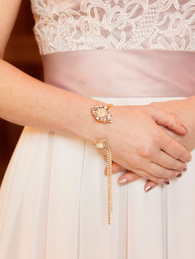 Rent Bridal Jewelry - Paige Bracelet - Happily Ever Borrowed