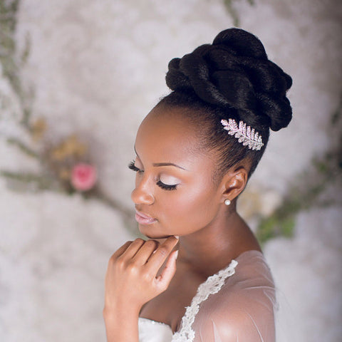 Autumn Headpiece-Hairpins & Combs-Justine M. Couture-Silver-4 Day Rental-Happily Ever Borrowed