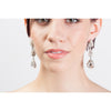 Duchess Earrings-earrings-Justine M. Couture-Silver-4 Day Rental-Happily Ever Borrowed