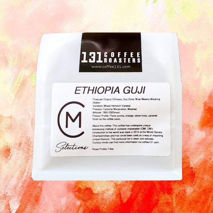 Ethiopia Guji - Mesina #0402 Carbonic Maceration (Sold Out)