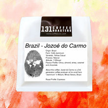 Load image into Gallery viewer, Brazil - Jozoé do Carmo (Sold Out)