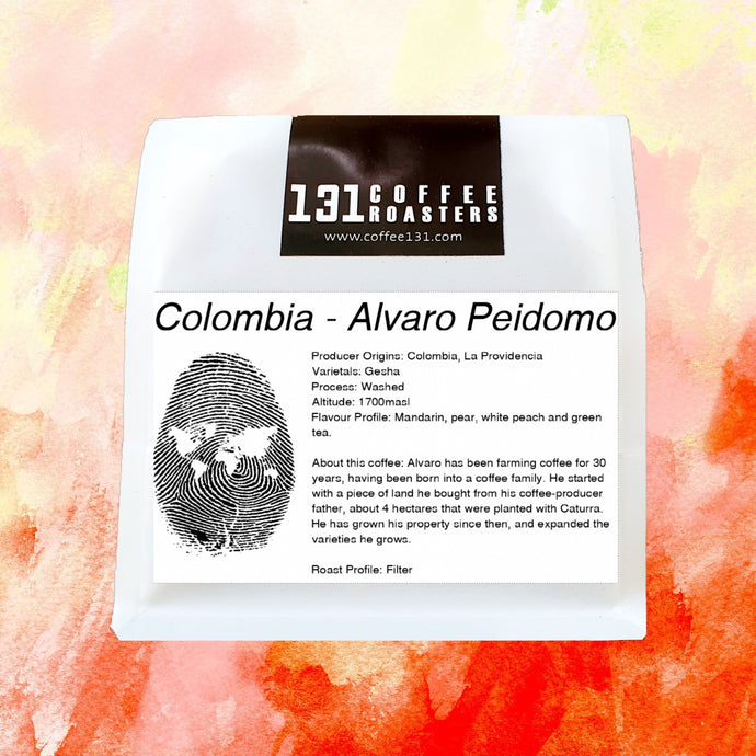 Colombia - Alvaro Peidomo (Filter)