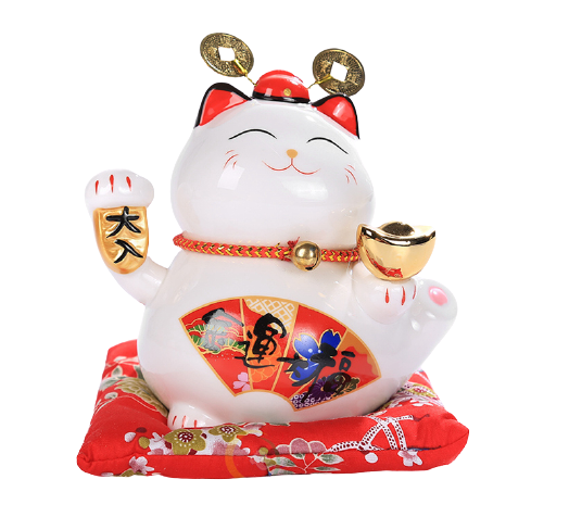 Tirelire Maneki Neko Donburi