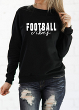 Load image into Gallery viewer, Football Vibes - Sweatshirt