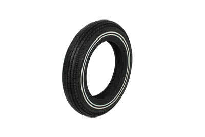 Replica front or rear Double Whitewall tire