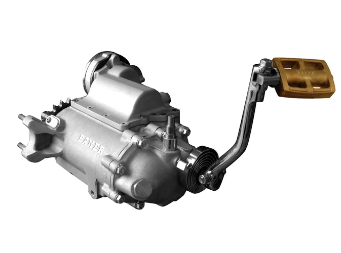 The 4-Speed Transmission case