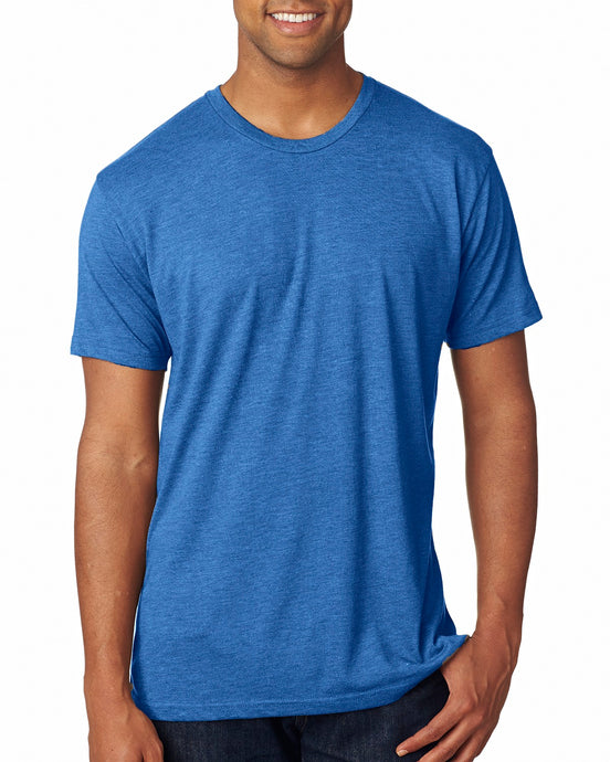Men's Triblend Crew Shirt