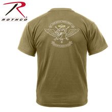 Load image into Gallery viewer, 10th SFG Rigger - Rothco OCP Coyote Brown Tshirt