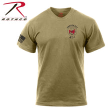 Load image into Gallery viewer, 1-508 D Co Rothco Athletic OCP Coyote Brown Tshirt