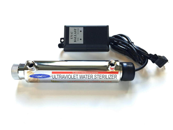 Crystal Quest 1 GPM UV Water Sterilizer