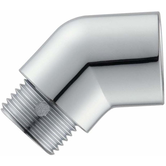 PROPUR® 45 Degree Chrome Plastic Angle Shower Arm PM-45SA, Accessories | Water Filters To Go