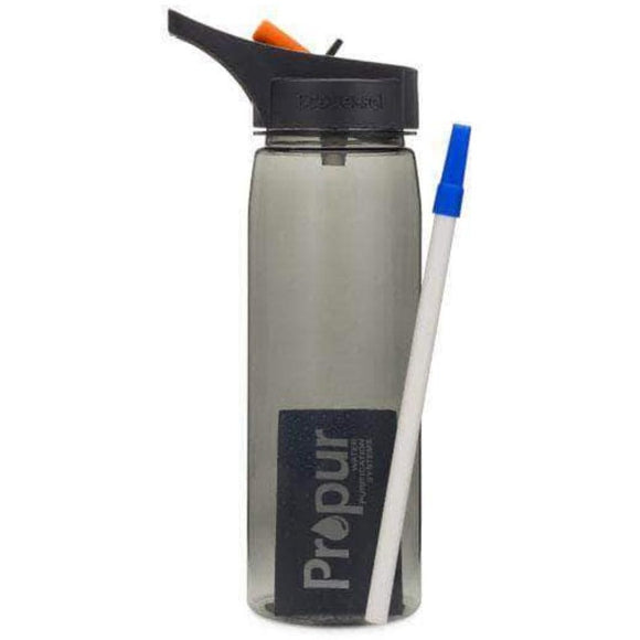 NEW PROPUR® ProSip+™ Water Filtration Straw & Bottle PSIP-PLUS, Portable | Water Filters To Go