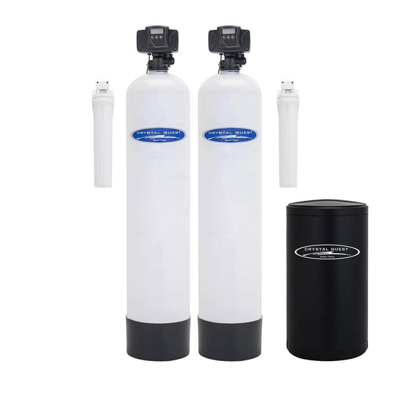 Crystal Quest Arsenic Whole House Water Filters