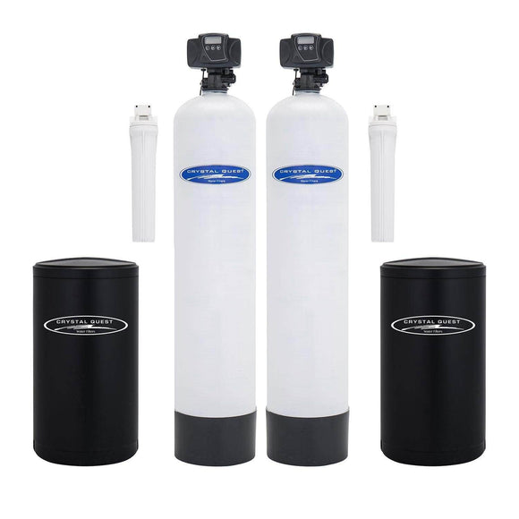 Crystal Quest Nitrate Whole House Water Filters Crystal Quest
