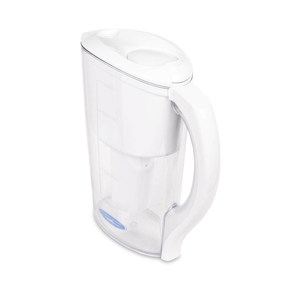 Crystal Quest Water Filter Pitcher