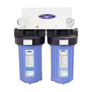 Crystal Quest SMART Compact Whole House Water Filters - CQE-WH-01105A Crystal Quest
