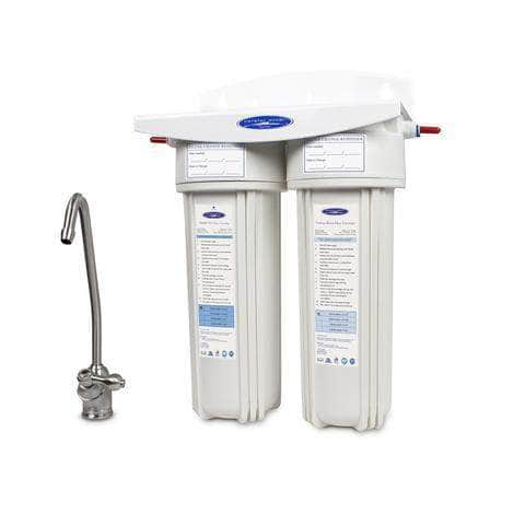 Crystal Quest SMART Under Sink Water Filter Crystal Quest