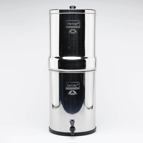 Imperial Berkey® 4.5 Gal. Water Purifier IMP6X2-BB, Residential - Countertop | Water Filters To Go