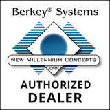 Big Berkey® 2.25 Gal. Water Purifier BK4X2-BB, Residential - Countertop | Water Filters To Go