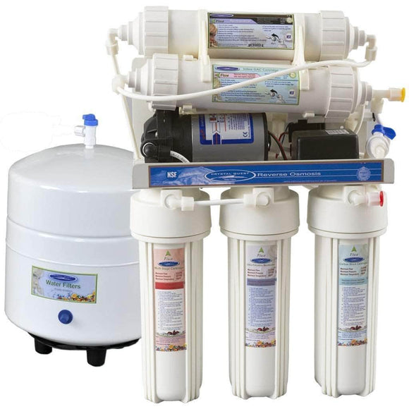 Crystal Quest Reverse Osmosis Under Sink Water Filter - 3000CP, Residential - Reverse Osmosis | Water Filters To Go