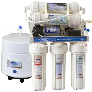 Crystal Quest Reverse Osmosis Under Sink Water Filter - 3000MP Crystal Quest