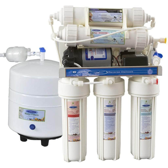 Crystal Quest Reverse Osmosis Under Sink Water Filter - 4000CP, Residential - Reverse Osmosis | Water Filters To Go