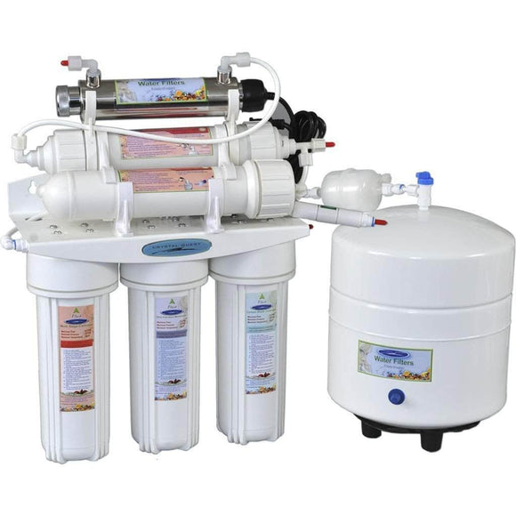 Crystal Quest Reverse Osmosis Under Sink Water Filter - 4000M, Residential - Reverse Osmosis | Water Filters To Go
