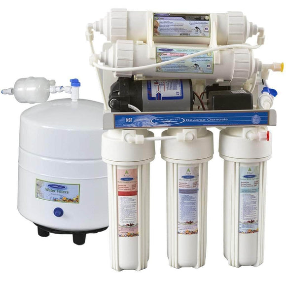 Crystal Quest Reverse Osmosis Under Sink Water Filter - 4000MP, Residential - Reverse Osmosis | Water Filters To Go
