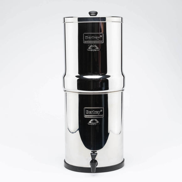 Royal Berkey® 3.25 Gal. Water Purifier RB4X2-BB, Residential - Countertop | Water Filters To Go