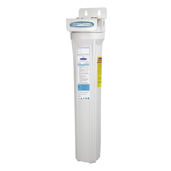 Crystal Quest SMART Slimline Whole House Water Filters - CQE-WH-01101C, Residential - Whole House | Water Filters To Go