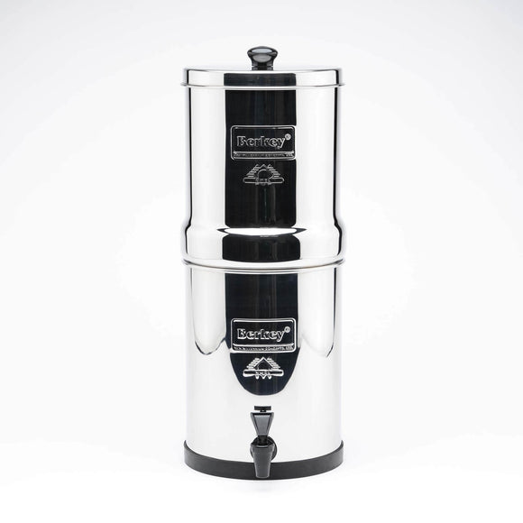 Travel Berkey® 1.5 Gal. BT2X2·BB, Portable | Water Filters To Go