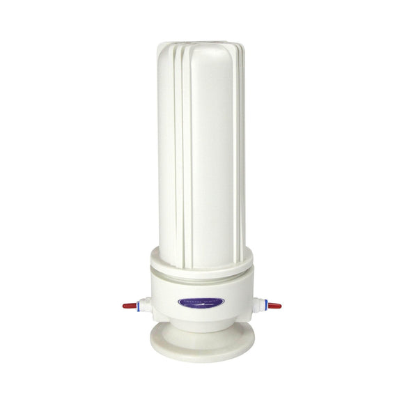 Crystal Quest Voyager Single Inline Water Filter System