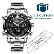 Spotalen men's custom watch 0112-C