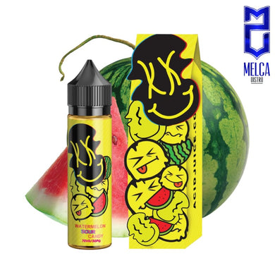 Acid Watermelon Sour Candy 60ml - E-Liquids