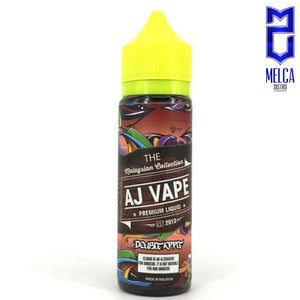 AJ Vape Double Apple - E-liquids