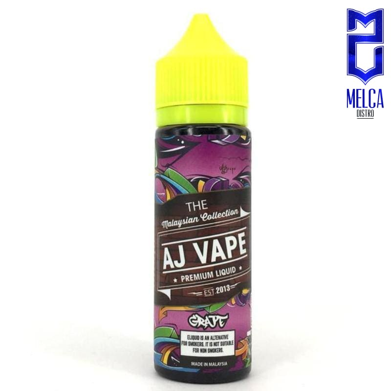 AJ Vape Grape - E-liquids