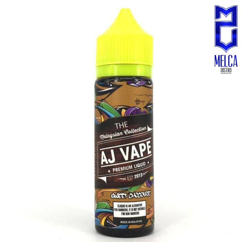 AJ Vape Sweet Chocolate - E-Liquids