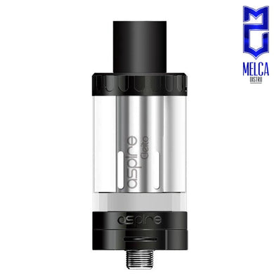 Aspire Cleito Tank 4.0ml Kit Black - Tanks