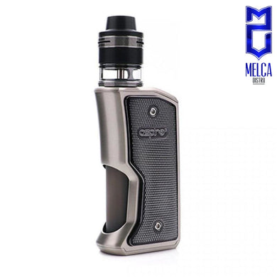 Aspire Feedlink Revvo Squonk Kit Gunmetal - Kits