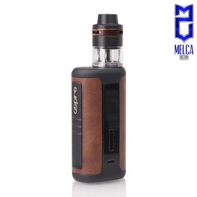 Aspire Speeder Revvo Kit Brown Leather - Kits