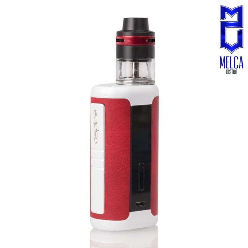 Aspire Speeder Revvo Kit Red Leather - Kits